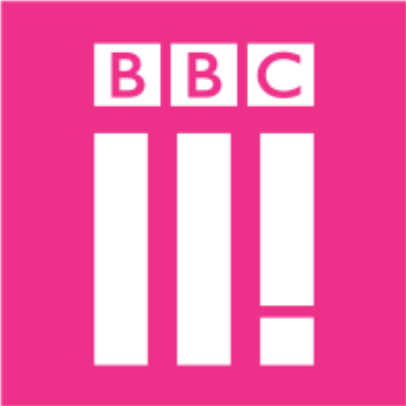 Logo for BBC Three's Don't Tell The Bride
