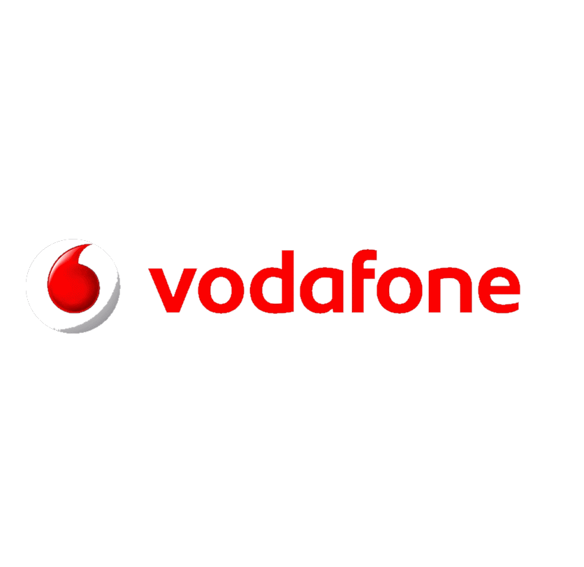 Logo for Vodaphone