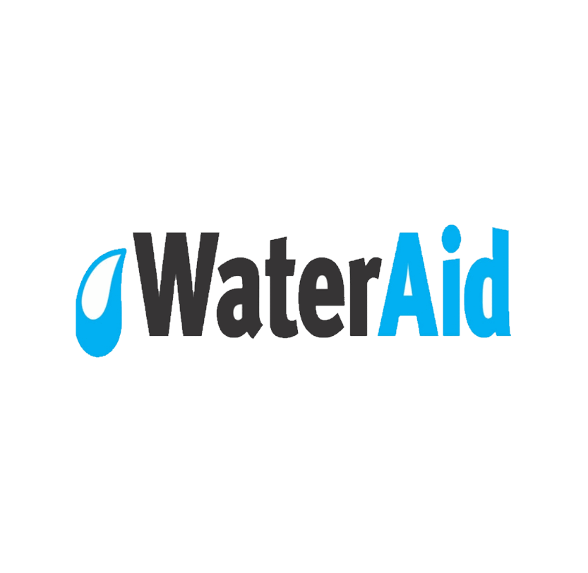 Logo for WaterAid
